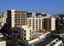 Disabled Holidays - Aparthotel Stella Polaris, Spain