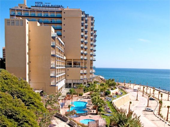 Disabled Holidays - Hotel Best Benalmadena, Benalmadena, Spain