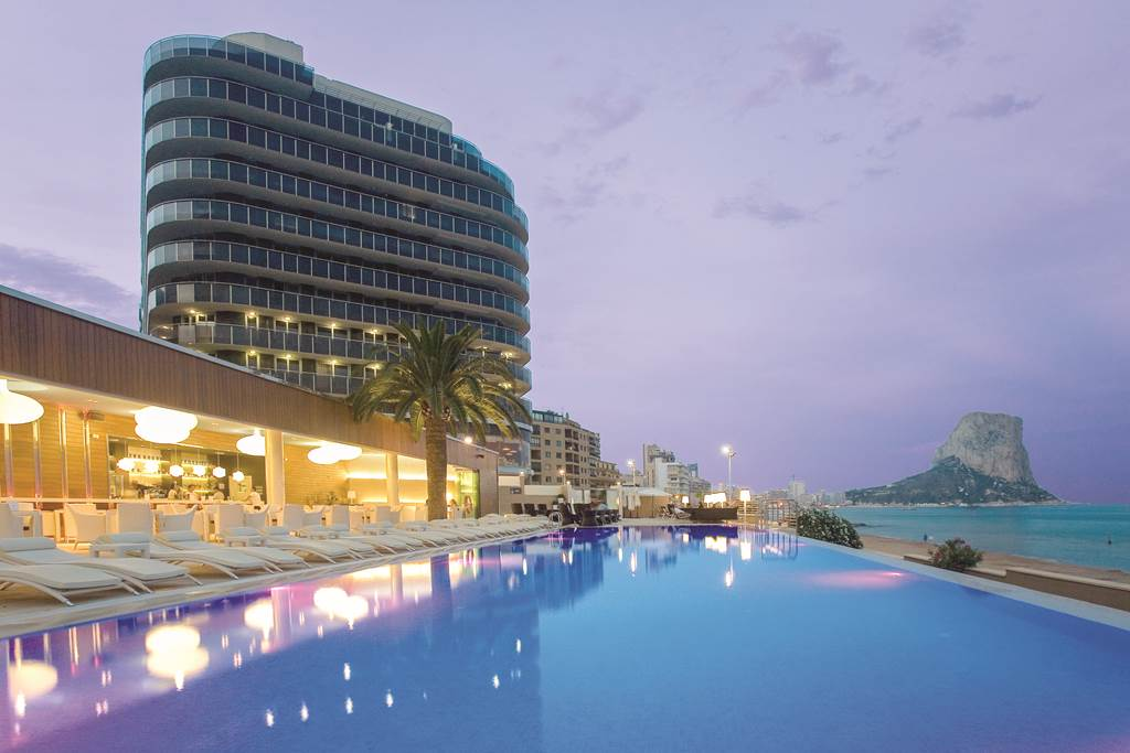 Disabled Holidays - Gran Hotel Sol Y Mar Benidorm, Spain