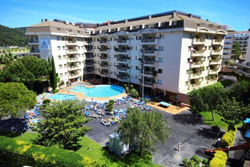 Disabled Holidays - Aqua Hotel Montagut, Spain