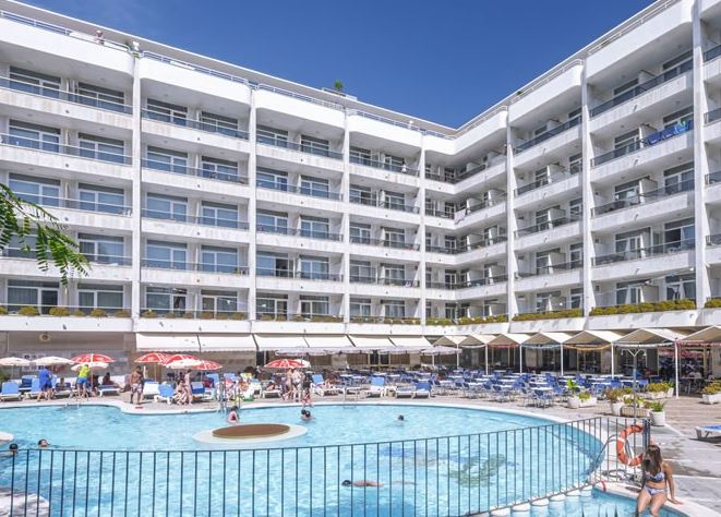 Disabled Holidays - Olympus Palace Hotel, Costa Dorada, Spain