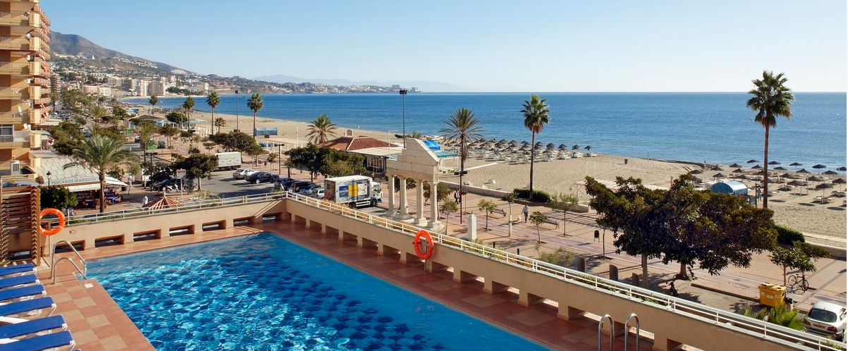 Disabled Holidays - Ilunion Fuengirola Hotel  Fuengirola, Spain