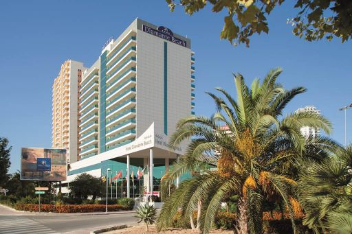 Disabled Holidays - Hotel Diamante Beach, Spain