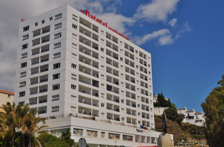 Disabled Holidays - First Flatotel International, Benalmadena, Costa Del Sol, Spain