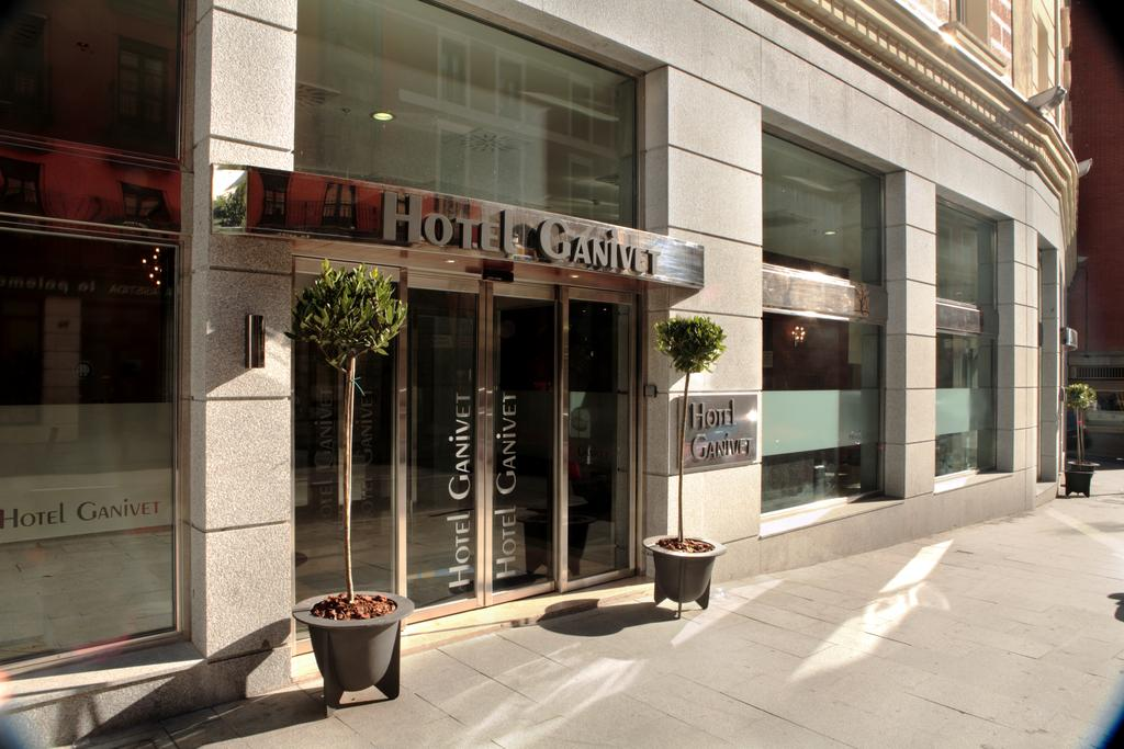 Disabled Holidays - Ganivet Hotel, Madrid, Spain