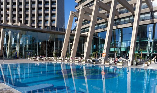 Disabled Holidays - Gran Hotel Bali Benidorm, Spain