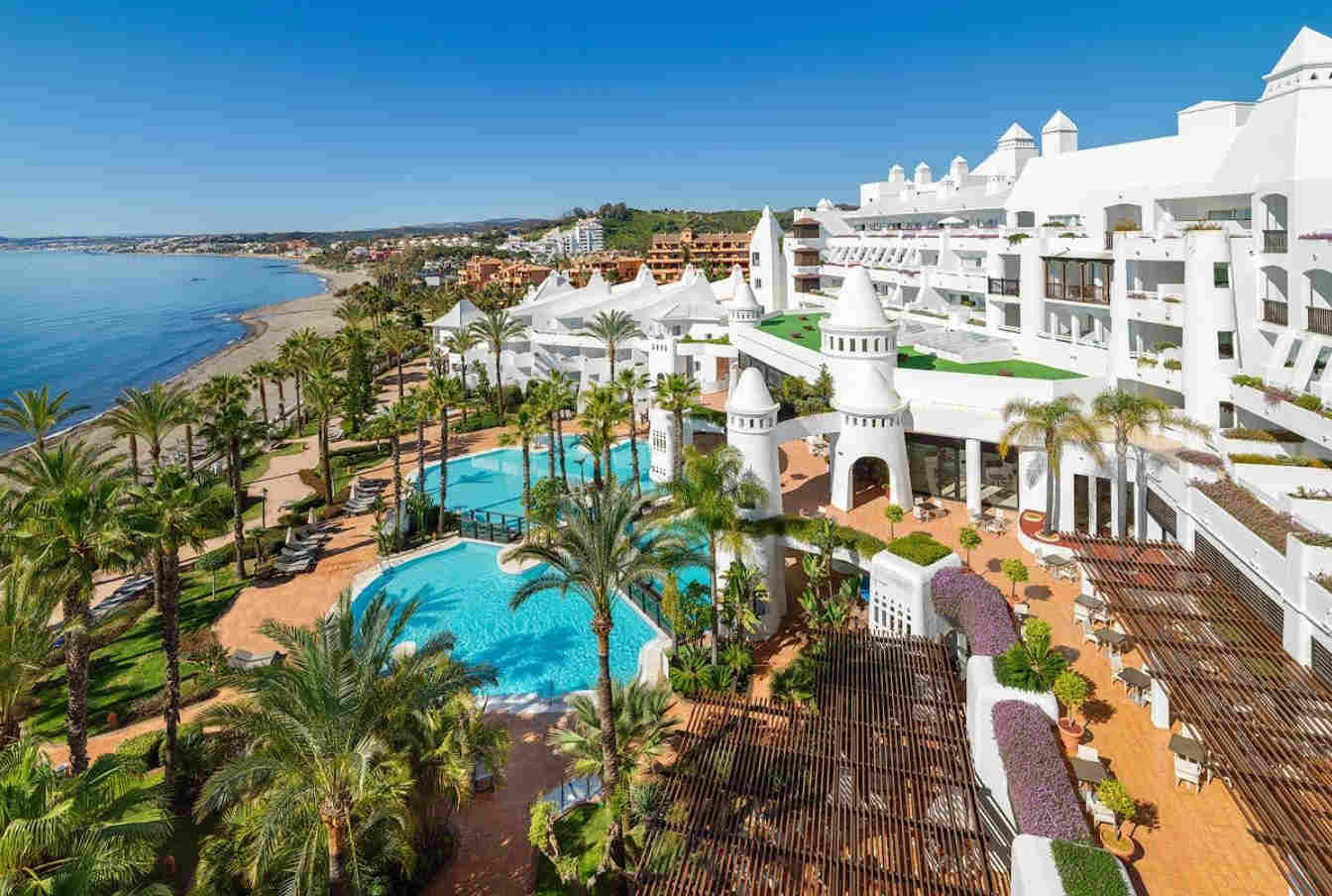 Disabled Holidays - H10 Estepona Palace, Estepona, Costa Del Sol, Spain