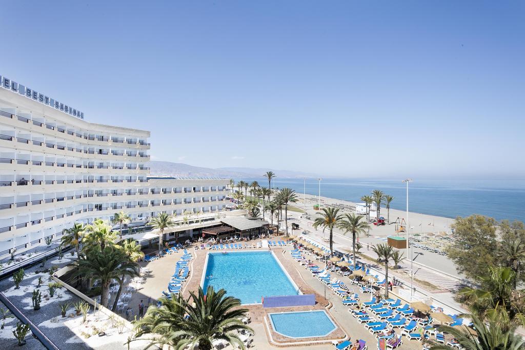 Disabled Holidays - Hotel Hesperia Sabinal, Roquetas del Mar, Costa Almeria, Spain