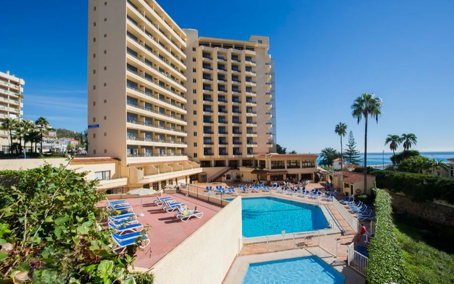 Disabled Holidays - Hi Gardenia Park Hotel Fuengirola, Costa Del Sol, Spain