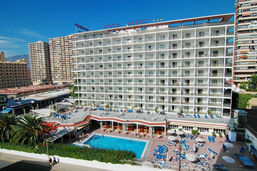 Disabled Holidays - Hotel Servigroup Nereo, Costa Blanca, Spain