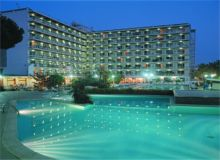 Disabled Holidays - Hotel Presidente, Costa Blanca, Spain