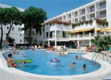 Hotel Top Royal Star, Lloret de Mar, Spain