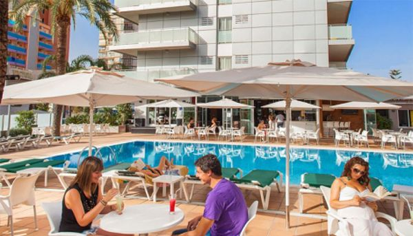 Disabled Holidays - Royal Hotel, Benidorm, Costa Blanca, Spain