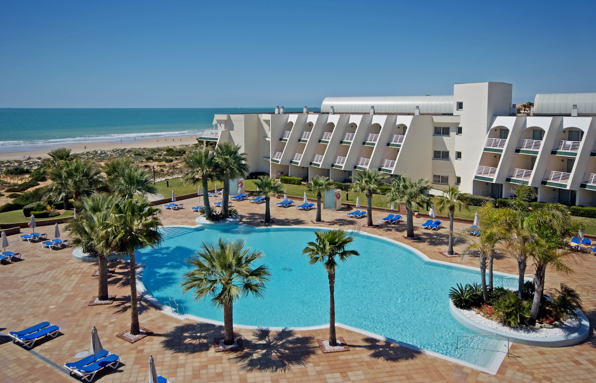 Disabled Holidays Confortel Islantilla Hotel Huelva Costa De La Luz Spain
