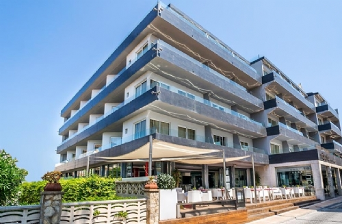Disabled Holidays - Spain Majorca Nautic Hotel