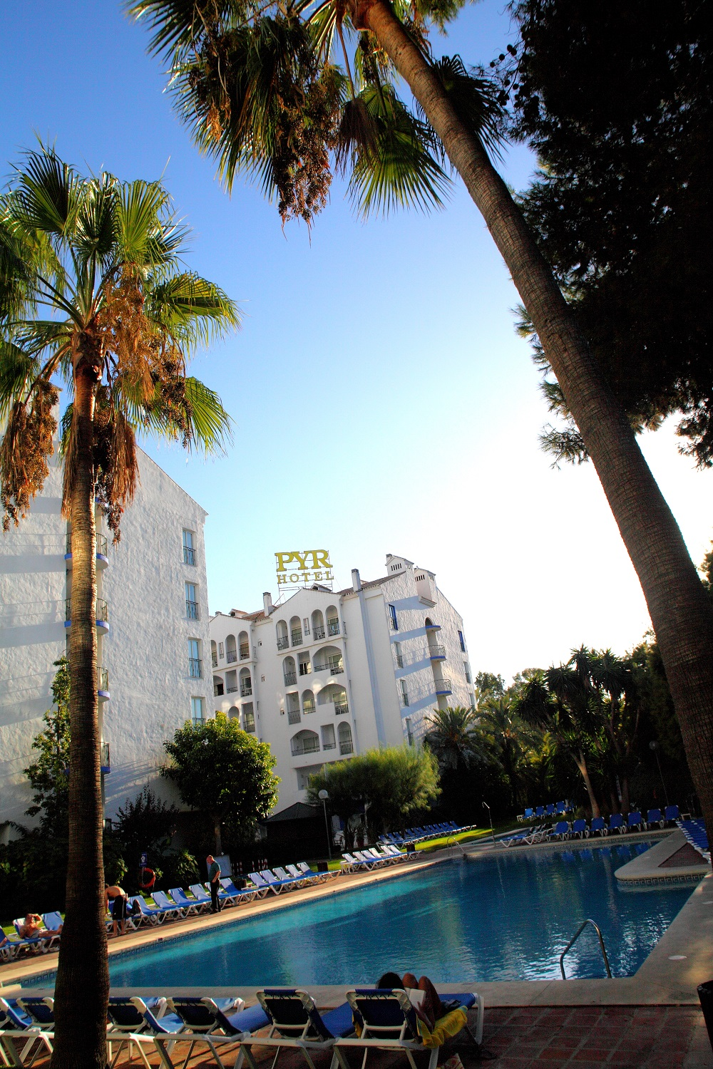 Disabled access holidays wheelchair accessible - Hotel pyr puerto banus ...