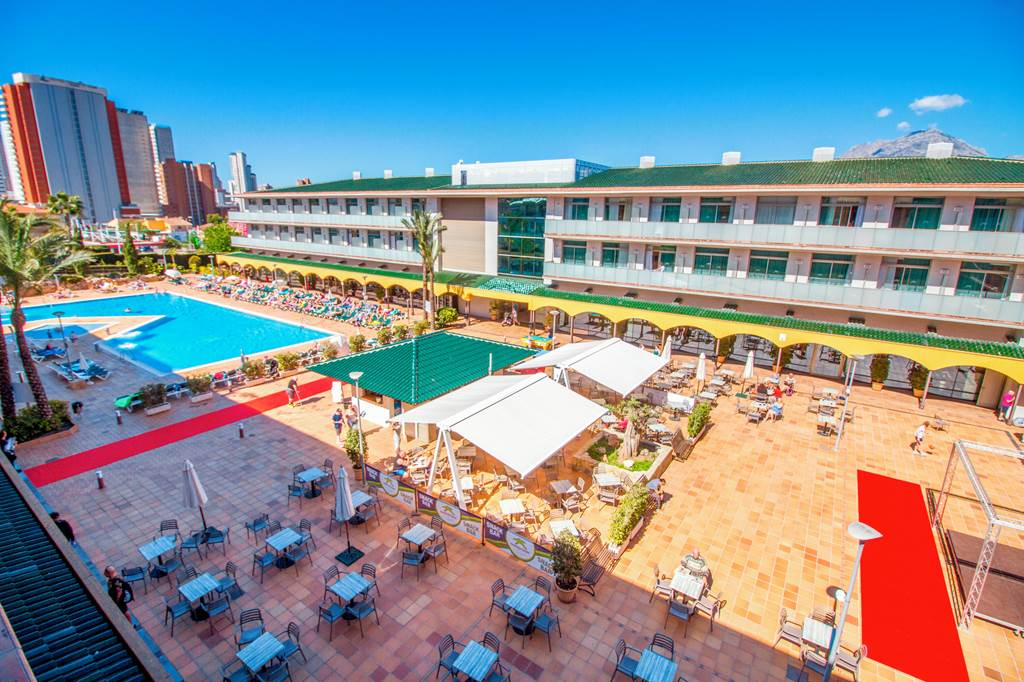 Disabled Holidays - Mediterraneo Hotel, Spain