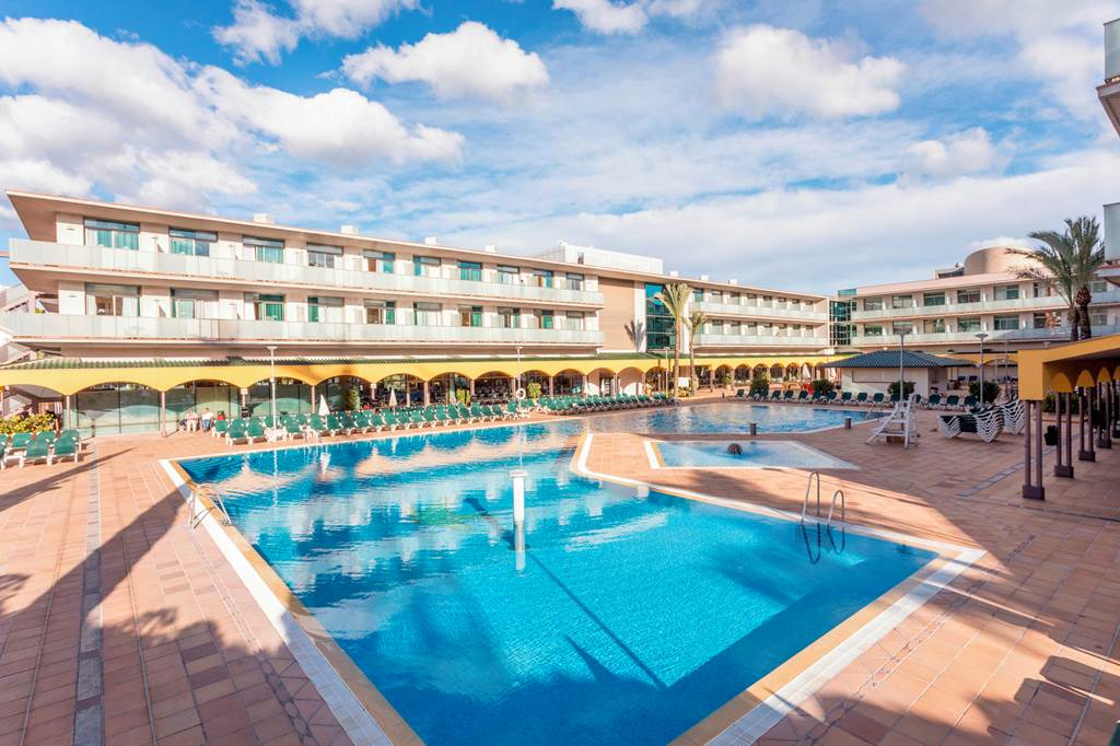 Disabled Holidays - Hotel Mediterraneo, Spain