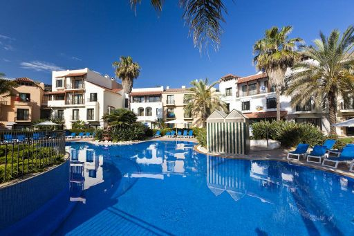 Disabled Holidays - Port Aventura Hotel, Costa Dorada, Spain