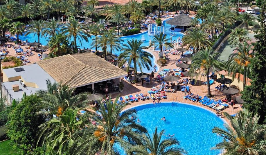 Disabled Holidays - Sol Pelicanos-Ocas, Benidorm, Spain
