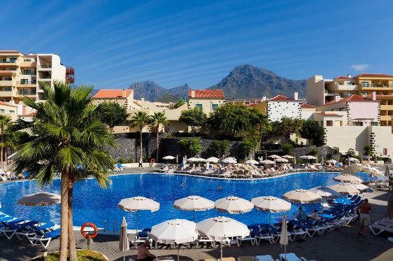 Disabled Holidays - Isabel Family Hotel - Costa Adeje, Tenerife