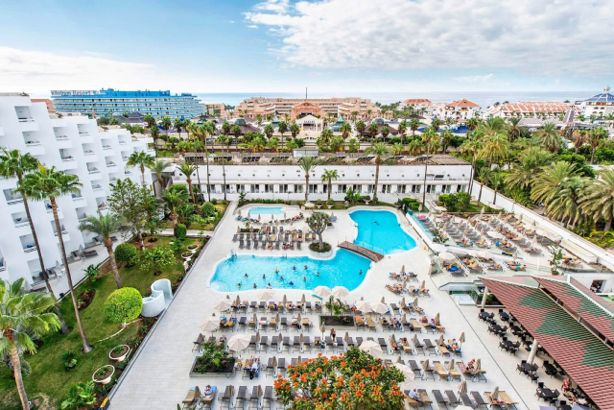 Disabled Holidays - Hotel Vulcano - Playa De Las Americas