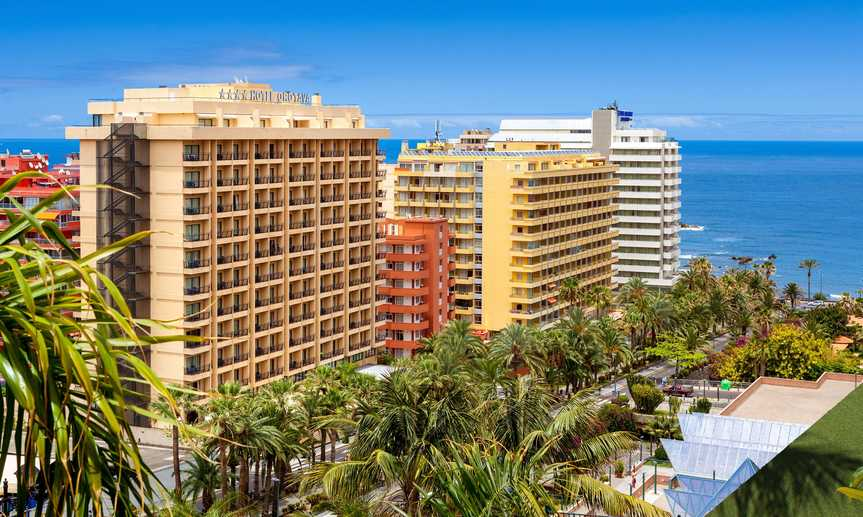 Disabled Holidays - Be Live Orotava Palace, Puerto De La Cruz - Tenerife