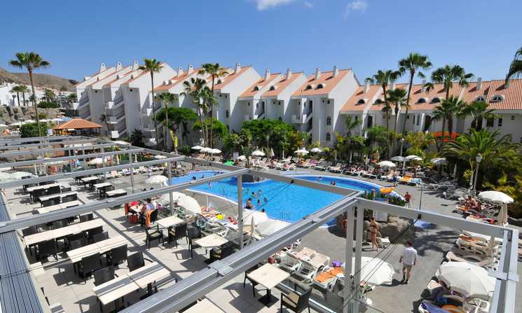 Disabled Holidays - Paradise Park Resort and Spa, Tenerife