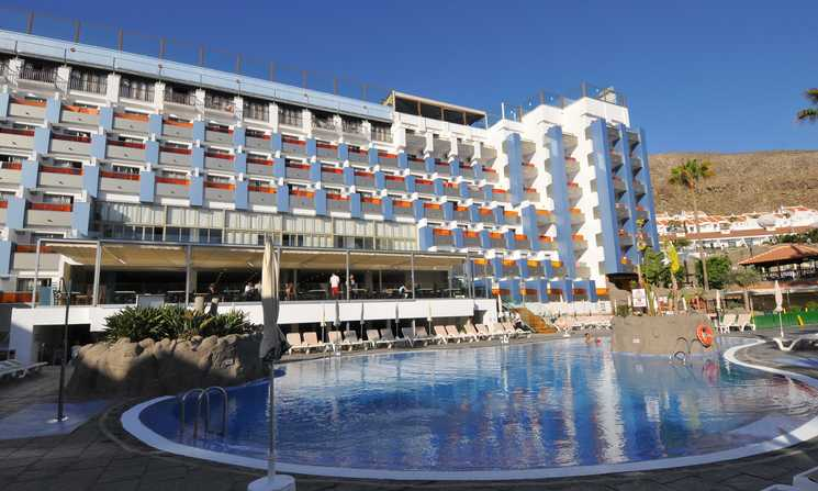 Disabled Holidays - Los Cristianos Paradise Park Resort and Spa, Tenerife