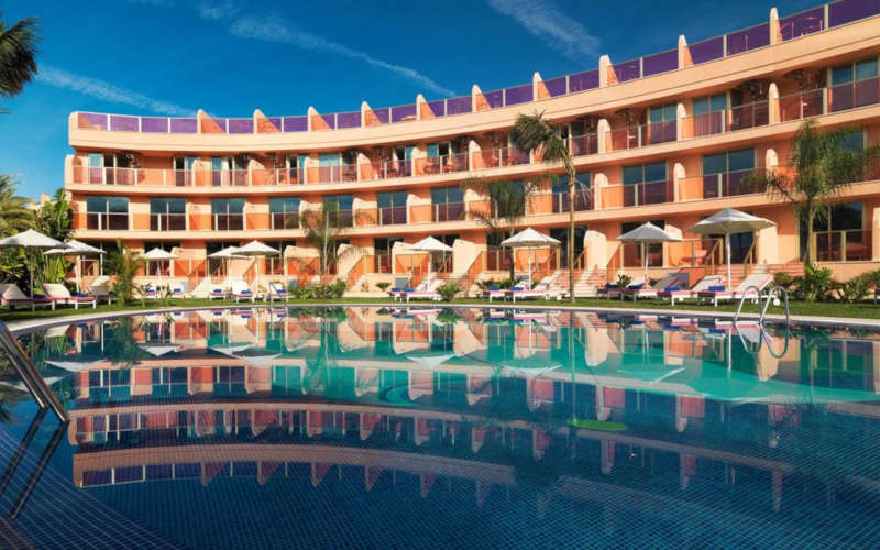 Disabled Holidays - Sir Anthony Hotel - Tenerife
