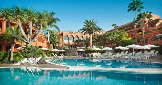 Roca Nivaria Hotel,Playa Paraiso