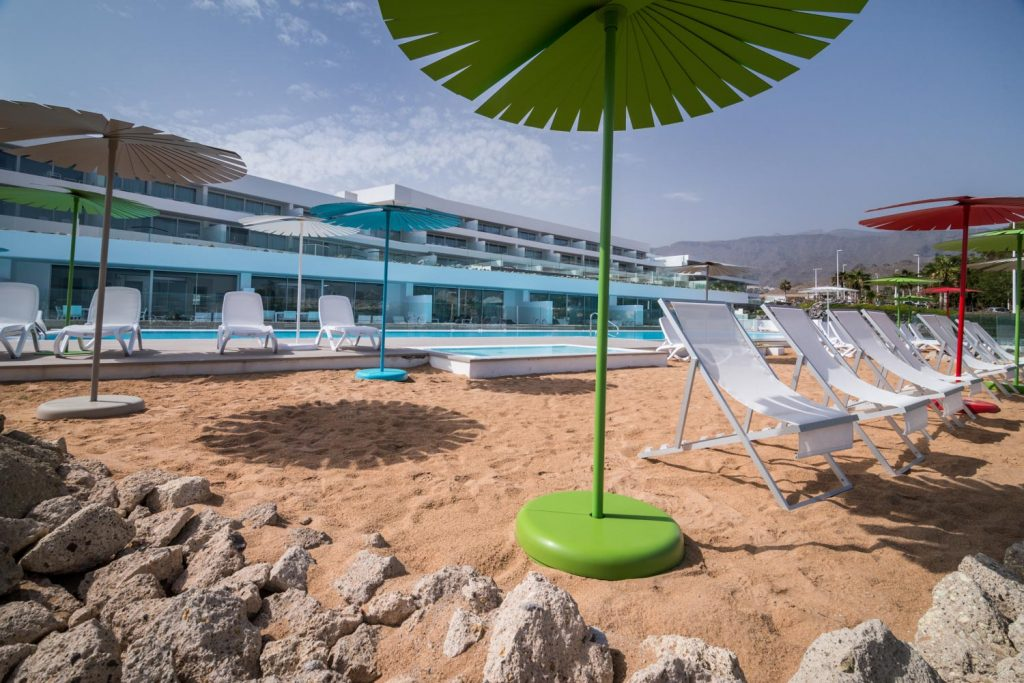 Disabled Holidays - Boabab Suites, Tenerife