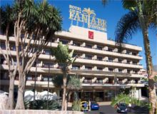 Disabled Holidays - Hotel Fanabe Costa Sur, Tenerife