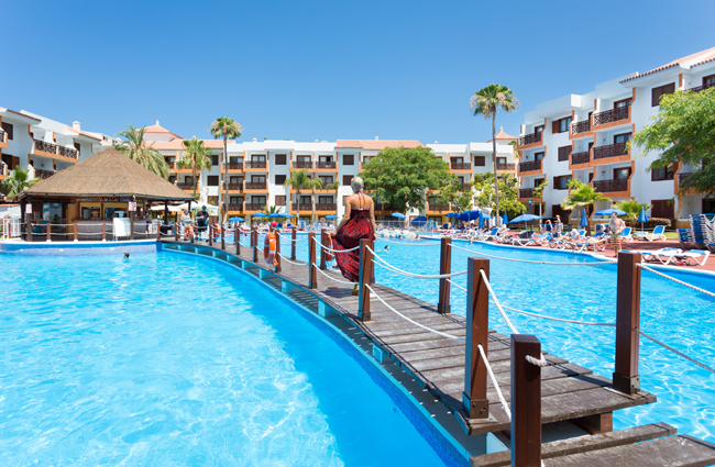 Disabled Holidays - Globales Tamaino Tropical Aparthotel, Tenerife