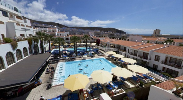 Disabled Holidays - Mar Y Sol - Los Cristianos, Tenerife