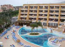 Disabled Holidays - Playa Real Resort Costa Adeje, Tenerife