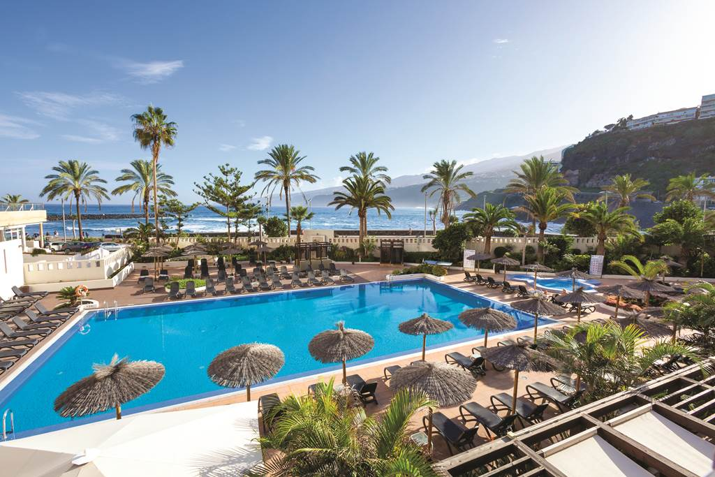 Disabled Holidays - H10 Tenerife Playa Hotel, Puerto De La Cruz - Tenerife