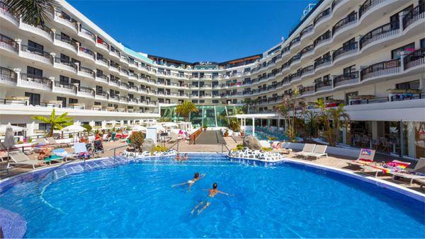 Disabled Holidays - Hotel La Siesta, Playa De Las Americas, Tenerife