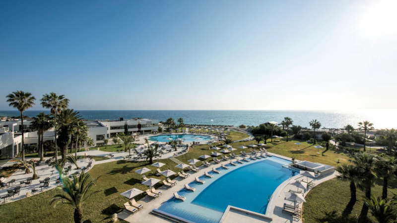 Disabled Holidays - SENTIDO Hotel Aziza  - Sousse, Tunisia