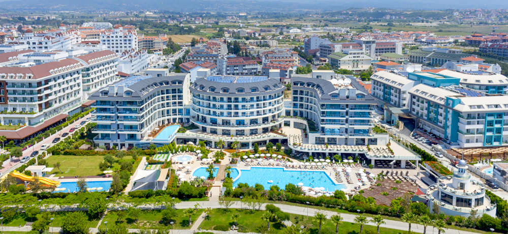 Disabled Holidays - Commodore Elite Suites & Spa - Antalya, Turkey
