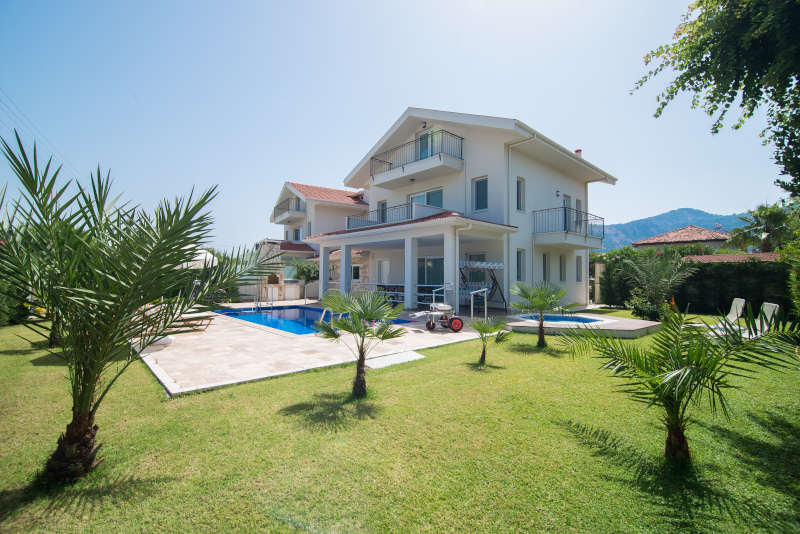 Disabled Holidays - Twin Villas - Owners Direct, Turkey