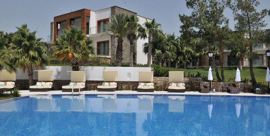 Disabled Holidays - Grand Yazici - Bodrum, Turkey