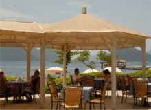 Grand Azur Hotel - beach  bar