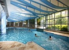 Grand Azur Hotel  - Indoor Pool
