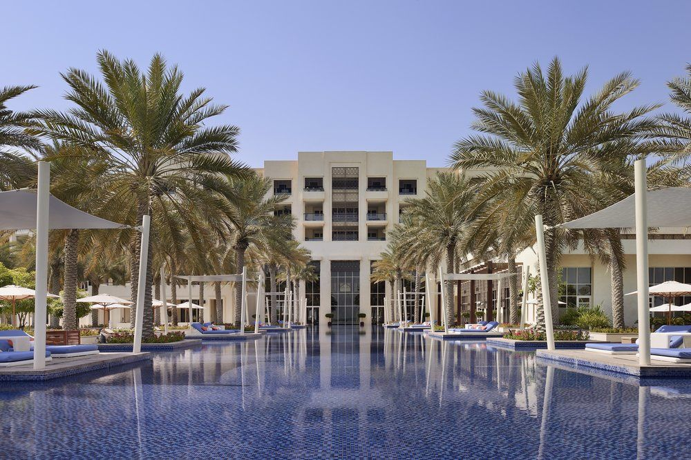 Disabled Holidays  - Park Hyatt, Abu Dhabi - Abu Dhabi