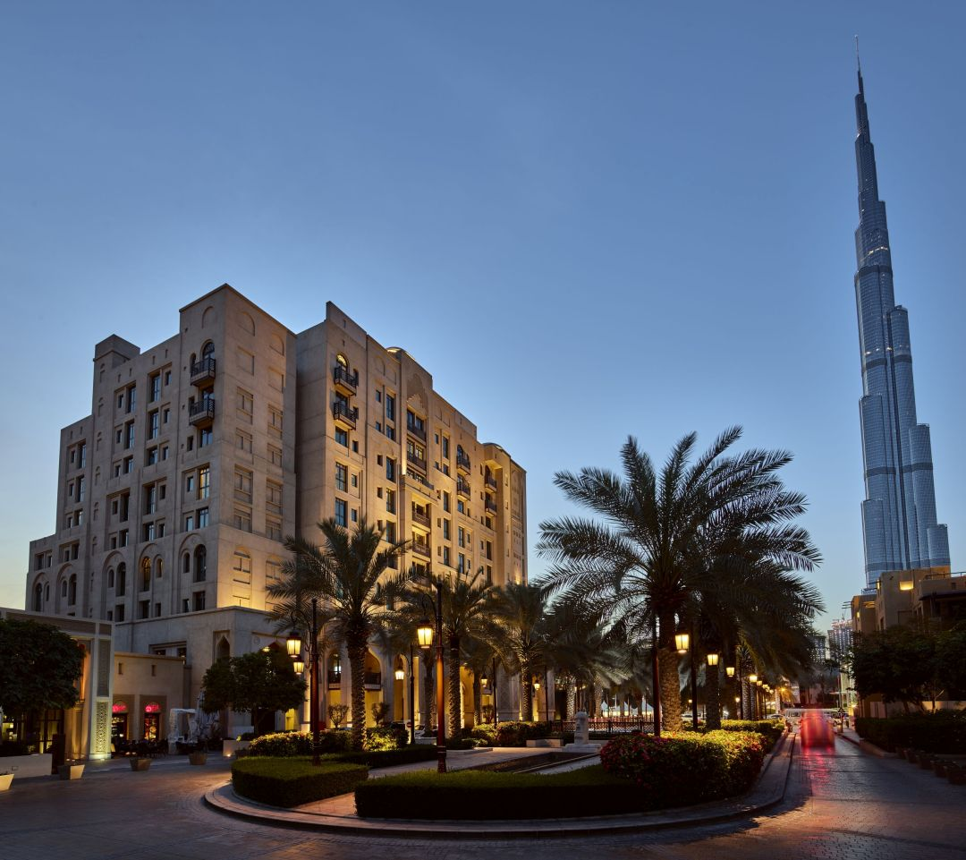 Disabled Holidays - Manzil Downtown Dubai Hotel - Dubai