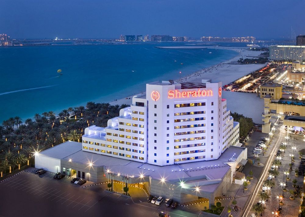 Disabled Holidays - Sheraton Jumeirah - Dubai