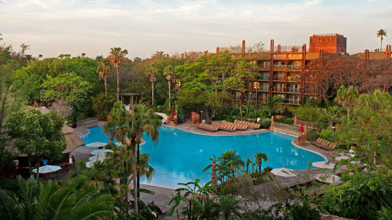 Disabled Holidays - Disney's Animal Kingdom Lodge, Orlando, USA