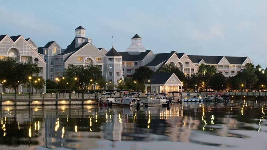 Disabled Holidays - Disney Yacht Club Resort, Walt Disney World® Resort, Orlando