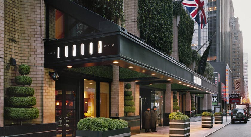Disabled Holidays - The London NYC Hotel, New York